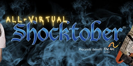 Virtual Shocktober 2020 tickets