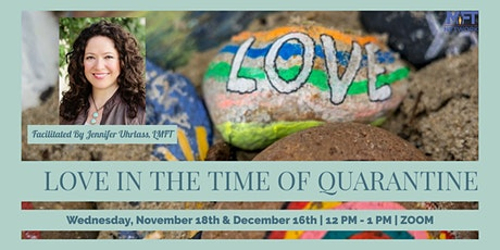 November NYMFTN OpenMic: Love in the Time of Quarantine tickets