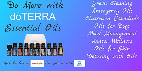 Do More with Essential Oils:  Oils for Dogs tickets