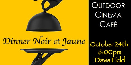 Dinner Noir et Jaune tickets