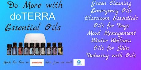 Do More with Essential Oils: Winter Wellness tickets