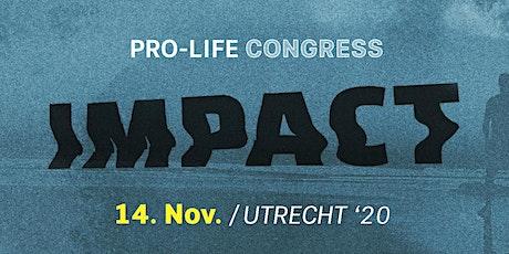 Impact Congress Utrecht 2020 tickets