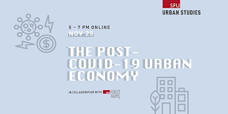 The Post-COVID-19 Urban Economy tickets