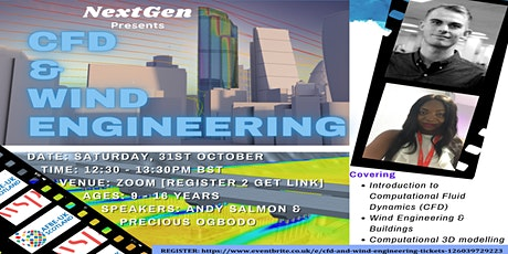 CFD and Wind Engineering tickets