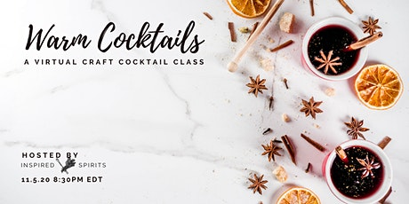 Warm Cocktails for Winter Festivities tickets