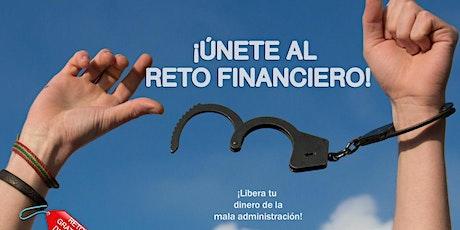 Reto Finanzas Personales entradas