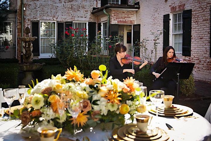 "Savory Soiree in the Secret Garden – ""Autumn Variations"" image"