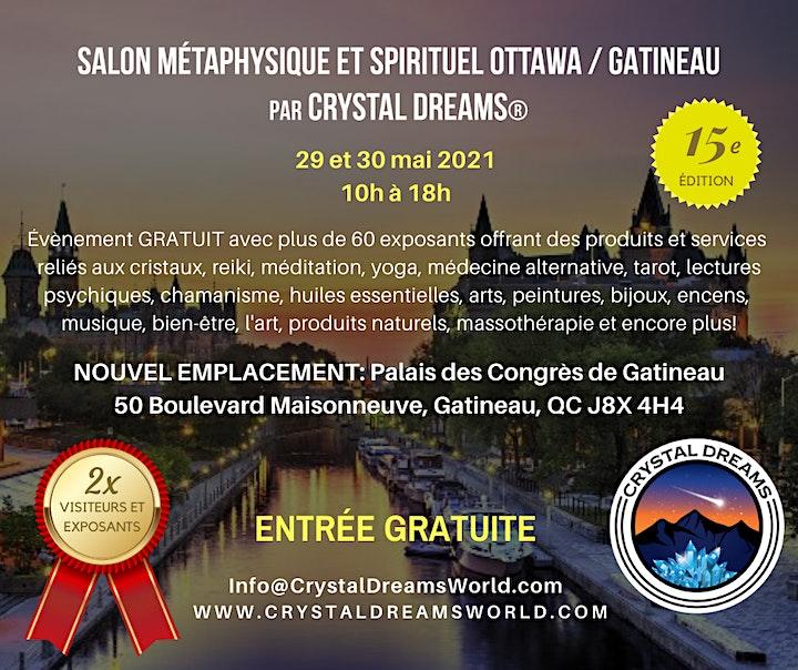 Le Salon Métaphysique et Spirituel d'Ottawa image