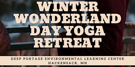 Winter Wonderland Day Yoga Retreat - January 30 tickets