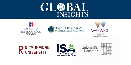 """Global Insights: """"Asia, the West, and the Global Economy: Promise or Peril? tickets"""