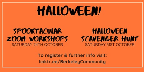 Kidbrooke Village Halloween Scavenger Hunt tickets