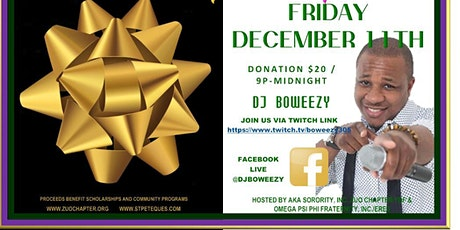 Alpha Omega Holiday Party tickets