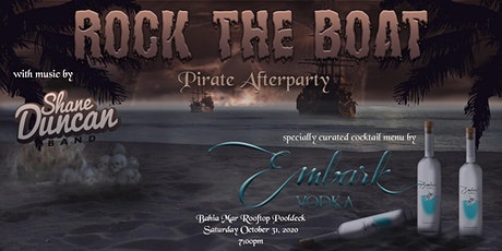 Rock The Boat - FLIBS Pirate Afterparty tickets