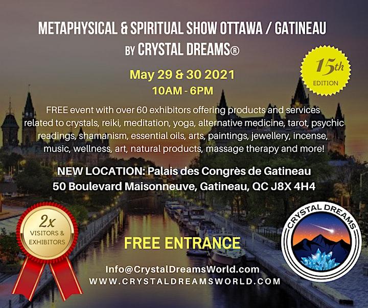 The Metaphysical & Spiritual Show of Ottawa image