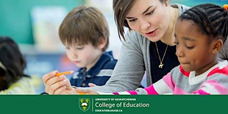 Webinar:  Post-Degree Certificate in EAL Education tickets