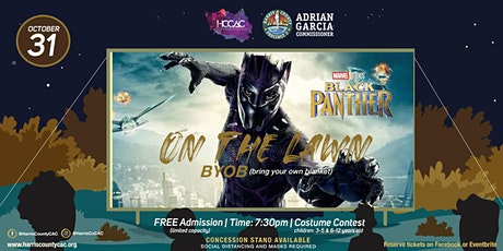 HCCAC Presents: On The Lawn   An Outdoor Movie Experience tickets