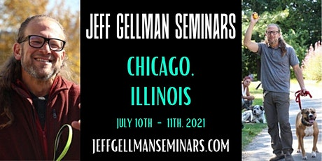 Chicago IL - Jeff Gellman's Problem Solving Dog Training Seminar tickets