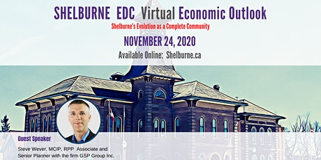 Shelburne EDC 2020 Virtual Economic Outlook tickets