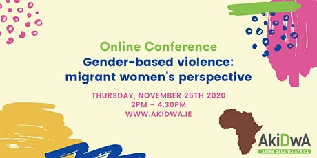 Sexual & Gender Based Violence: Migrant Women's Perspective tickets