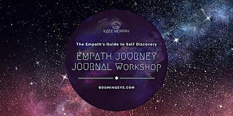 Empath Journey Journal Workshop tickets
