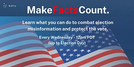 Make Facts Count: Fighting Election Misinformation tickets