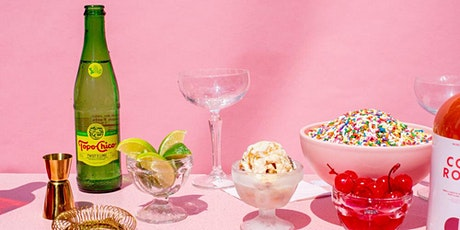 Museum of Ice Cream - Sips and Scoops Mixology Class tickets