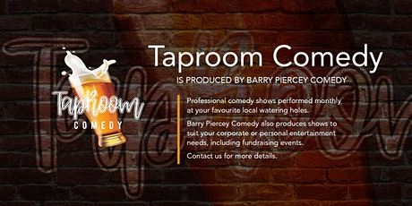 Taproom Comedy Presents:  Pete Zedlacher & Friends in Airdrie! tickets