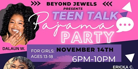 Beyond Jewels: PAJAMA Party tickets