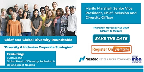 Global and Chief Diversity Officers Roundtable tickets
