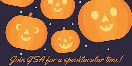 GSA Pumpkin Carving Contest tickets