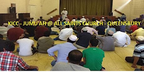 KICC Jumu'ah Prayer   at 1:15PM   23rd October   Ash-Shaikh Suhail Wazeer tickets