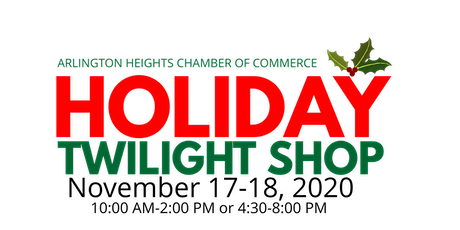 Holiday Twilight Shop 2020 tickets