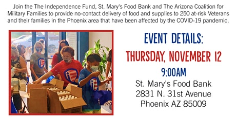 Volunteer Registration- Feeding Independence Phoenix tickets