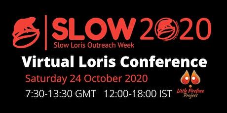 SLOW 2020 Virtual Loris Conference tickets
