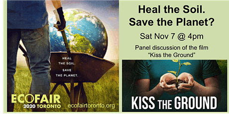 Heal the Soil. Save the Planet? tickets