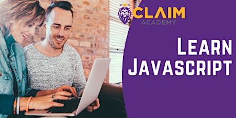 Learn JavaScript Workshop - Virtual tickets