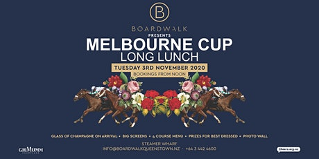 Melbourne Cup Long Lunch 2020 tickets