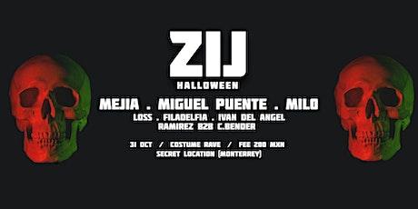 ZIJ Halloween MTY |Evento Informativo