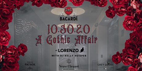 A Gothic Affair at Lorenzo tickets
