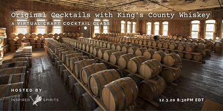 Original Cocktails with Kings County Distillery tickets