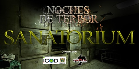 NOCHES DE TERROR DOMINGO 8 tickets