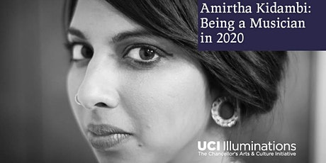 Amirtha Kidambi: Being a Musician in 2020 tickets
