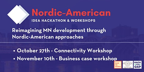 Nordic - American Cities Hackathon tickets