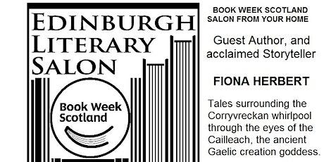 Literary Salon: Book Week Scotland Edition tickets