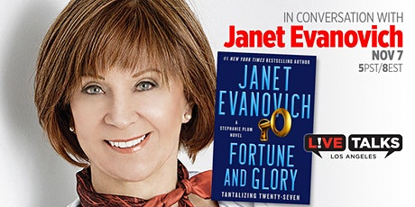 An Afternoon with Janet Evanovich tickets