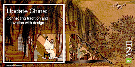 Update China: Connecting tradition and innovation with design tickets
