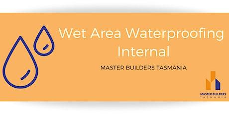 Internal Waterproofing tickets