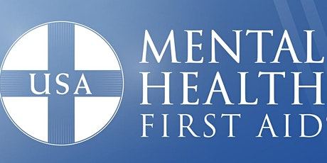 Mental Health First Aid-Adult tickets