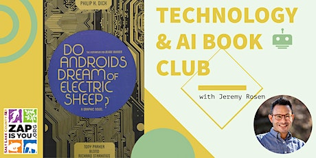 Technology & AI Book Club - Do Androids Dream of Electric Sheep? tickets