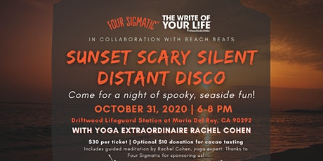 Sunset Scary Silent Distant Disco tickets